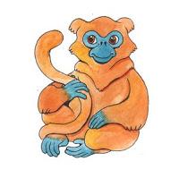 chiński zodiak - małpa