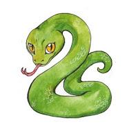 chiński zodiak - wąż