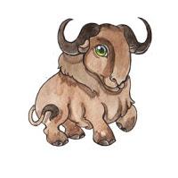 chiński zodiak - wół