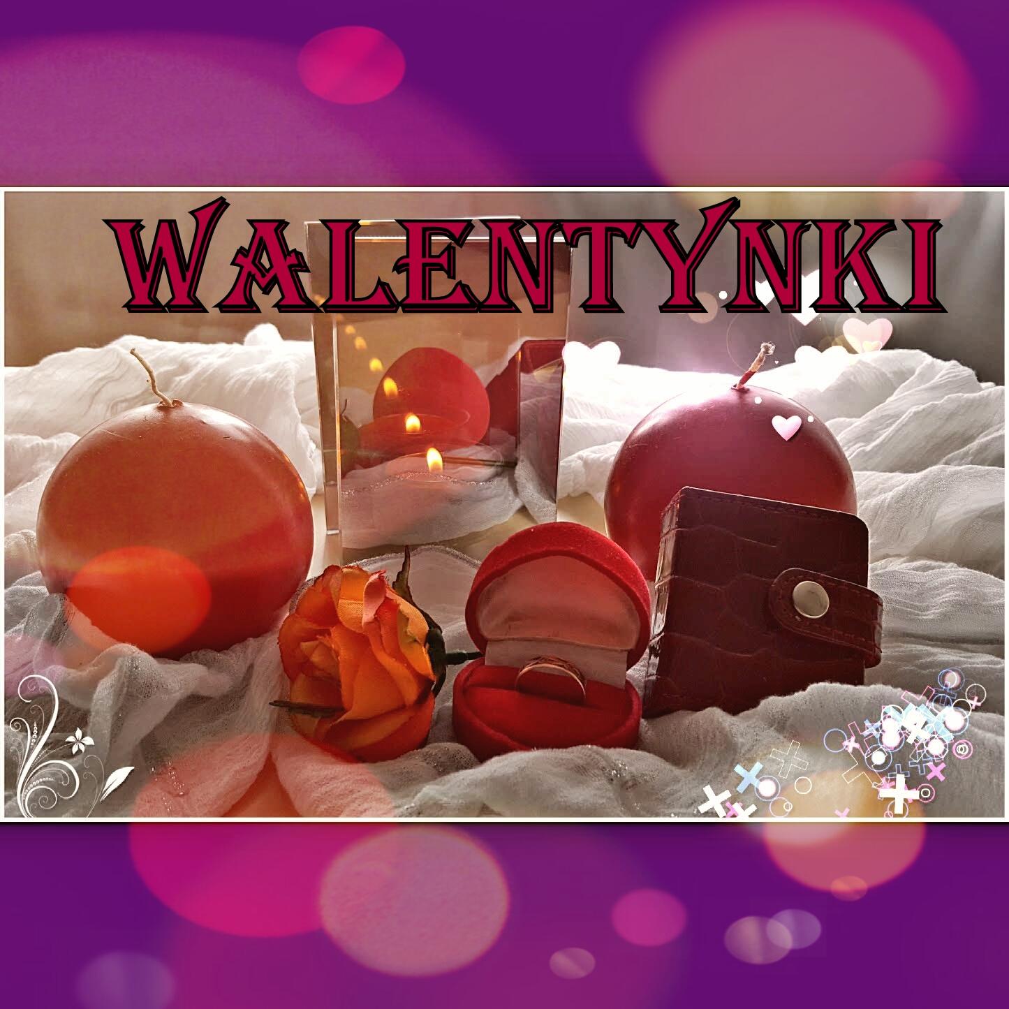 Walentynki - święto zakochanych
