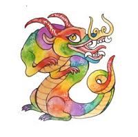 chiński zodiak - smok