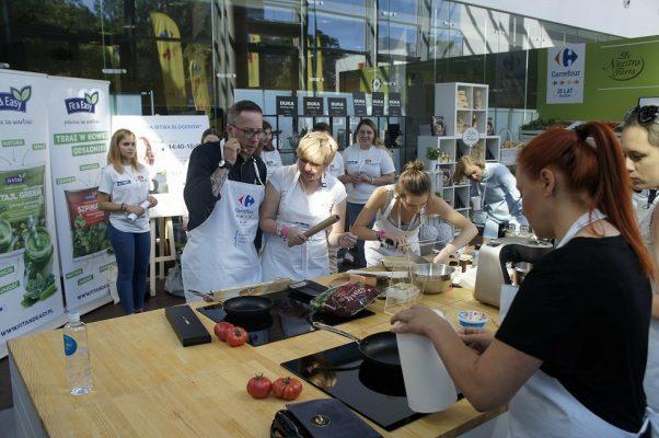 Sobota - pierwszy dzień na See Bloggers