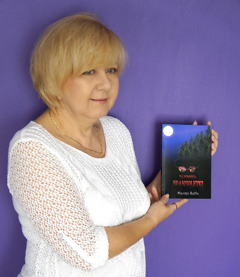 TAJEMNICA BRANSOLETKI – kulisy powstania książki