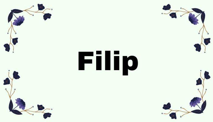Magia imion - Filip